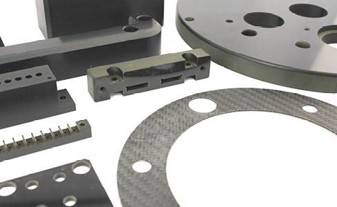 CFRP加工 FRP 薄物 切削加工 樹脂 プラスチック